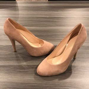 Nine West Heels - Nude